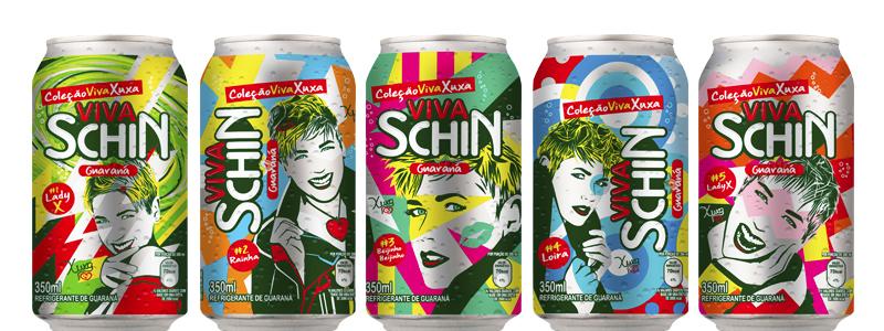 Viva Schin Xuxa